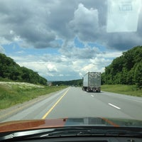 Photo taken at Highest Point East of the Mississippi on I-80 by Kitty M. on 6/7/2012