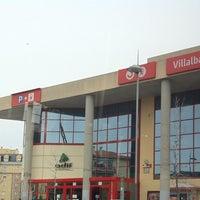 Photo taken at Estación de Cercanías de Villalba by Fer on 3/7/2012