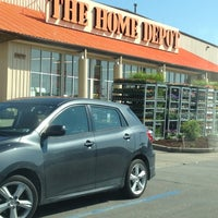 Photo taken at The Home Depot by Teresa Gibbons B. on 4/6/2012