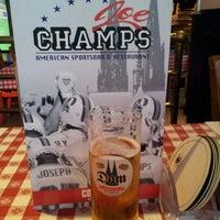 Photo taken at Joe Champs by Martin B. on 9/11/2012