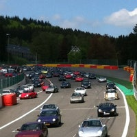 Photo prise au Circuit de Spa-Francorchamps par Frederik V. le6/9/2012