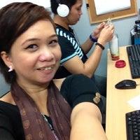 Photo taken at AT&T U-Verse QA Rm, Teleperformance EDSA by Chi O. on 6/25/2012