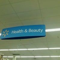Photo taken at Walmart Supercenter by Linda M. on 2/14/2012