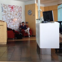 Photo taken at Scandinavian Airlines (SAS) Lounge by 'Rohan A. on 6/6/2012
