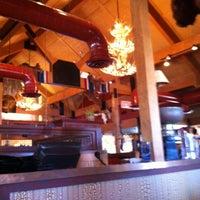 Photo taken at RibCrib BBQ & Grill by Kristen on 4/16/2012