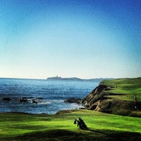 Photo taken at The Ritz-Carlton, Half Moon Bay by Ian C. on 8/27/2012