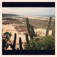 Photo taken at Farol do Morro dos Conventos by Didi C. on 8/19/2012