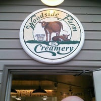 Photo taken at Woodside Farm Creamery by Carl J I. on 3/24/2012