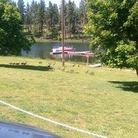 Photo taken at Clear Lake Resort by Matt V. on 6/28/2012