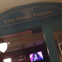 Photo taken at The Wheeltapper Pub by @britodiego on 8/15/2012