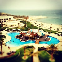 Photo taken at Sofitel Bahrain Zallaq Thalassa Sea & Spa by Mohamed S. on 5/18/2012