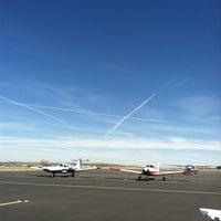 Photo taken at Boulder Municipal Airport by Jeff F. on 3/23/2012