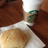 Photo taken at Starbucks by Jessica G. on 6/6/2012