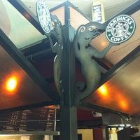 Photo taken at Starbucks by Antonio O. on 5/3/2012