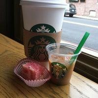 Photo taken at Starbucks by Kenzie W. on 5/30/2012