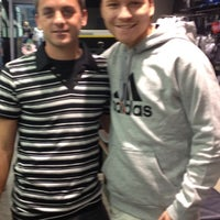 Photo taken at adidas by Jeannette S. on 4/30/2012
