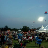 Photo taken at Harrisburg Community Park by Mark P. on 7/5/2012