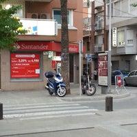 Photo taken at Banco Santander by Josep Y. on 7/5/2012