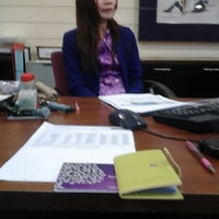 Photo taken at Scb @ Big C Bangyai by Shayanis J. on 9/6/2012