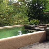 Photo taken at Fallingwater by Shawn Z. on 9/2/2012