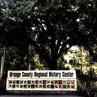 Photo taken at Orange County Regional History Center by Jonathan D. on 6/11/2012