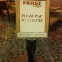 Photo taken at Texas Station Feast Buffet by Stella D. on 8/18/2012