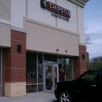 Photo taken at Chipotle Mexican Grill by Richard A. on 4/30/2012