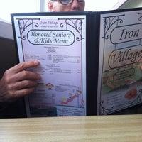 Photo taken at Iron Village by Austin C. on 2/13/2012