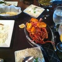 Photo taken at Sitara Indian Restaurant by John D. on 8/15/2012
