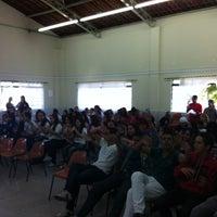 Photo taken at Paróquia Bom Jesus das Oliveiras by Agnustody F. on 7/29/2012