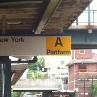 Photo taken at LIRR - Bayside Station by Sasha M. on 6/9/2012