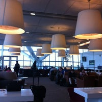 Photo taken at BA Galleries Lounge North by Sami S. on 7/14/2012