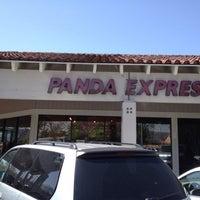 Photo taken at Panda Express by Pedro P. on 4/6/2012