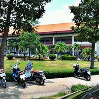 Photo taken at Mahasarakham University by Chapakkawat C. on 4/26/2012