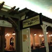 Photo taken at Paula Deen Buffet by Athena P. on 9/2/2012