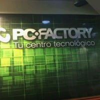 Photo taken at PC Factory by Victor M. on 4/10/2012