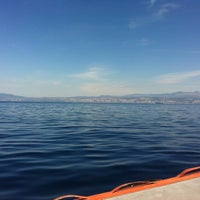 Photo taken at Rijeka Harbour by Mirjana L. on 8/2/2012