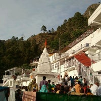 Photo taken at Shri Mata Vaishno Devi Shrine | श्री माता वैष्णो देवी मंदिर by Tejas N. on 5/13/2012