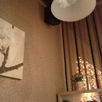 Photo taken at Большие тарелки by Roman P. on 3/7/2012