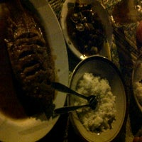 Photo taken at Seafood Central Rasa by asieh on 8/15/2012