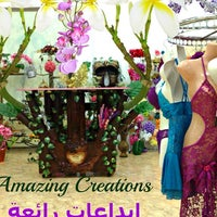 Photo taken at Amazing Creations by Mohammad A. on 9/5/2012