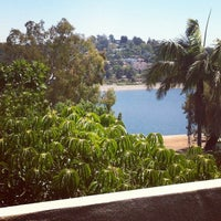 Photo taken at Silver Lake Reservoir by Samantha C. on 8/14/2012