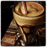 Photo taken at Eddie Fine Burgers by Laura on 8/4/2012