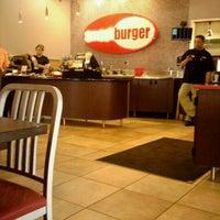 Photo taken at Smashburger by Jim B. on 4/26/2012