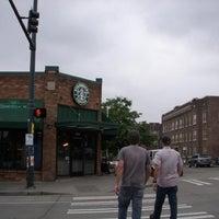 Photo taken at Starbucks by Grace P. on 5/10/2012