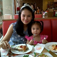 Photo taken at The Pizza Company | Nongkhai by Lovely J. on 3/3/2012