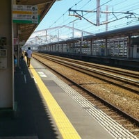 Photo taken at JR 姫路駅 11番ホーム by みこ on 8/17/2012