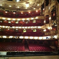 Photo taken at English National Opera at the London Coliseum by Chaundra on 7/8/2012
