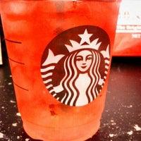 Photo taken at Starbucks by Kelsie H. on 3/14/2012