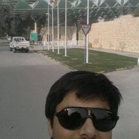 Photo taken at Doha Zoo by Zohare H. on 2/2/2012